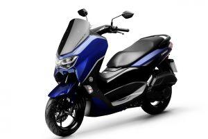 Yamaha NMAX 160 ABS 2021 [divulgação]