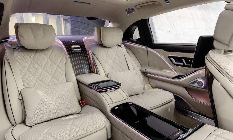 Mercedes-Maybach Classe S [divulgação]