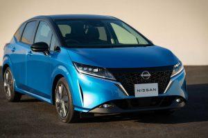 Nissan Note é concorrente direto do Honda Fit [divulgação]