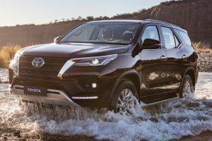 Toyota SW4 [divulgação] hILUX