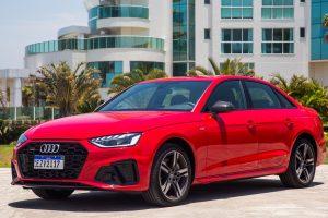 Audi A4 2021 [divulgação]