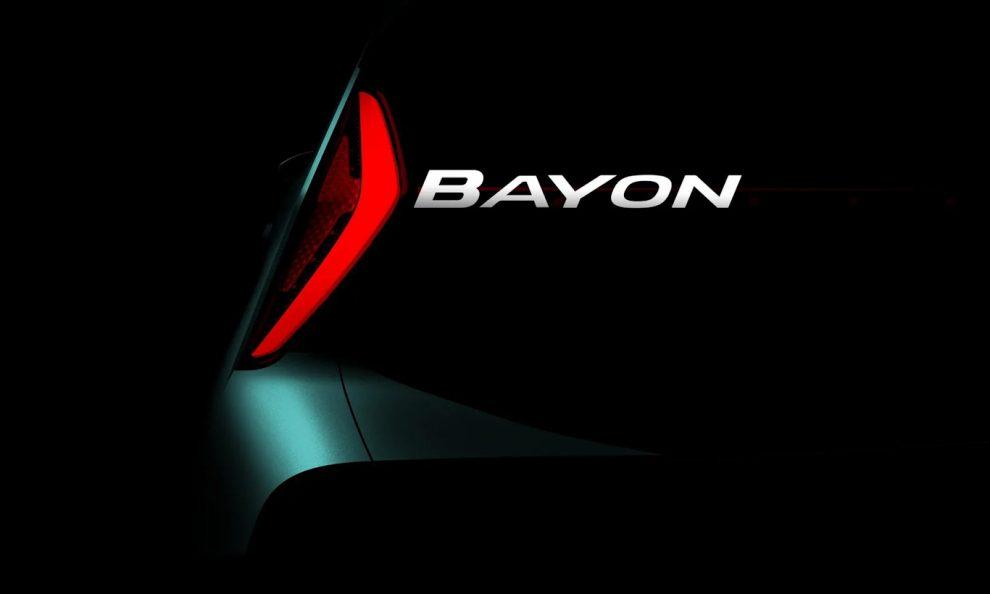 Hyundai Bayon [divulgação] Creta