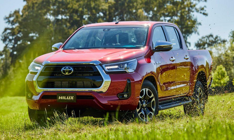 Toyota Hilux 2021 [divulgação]