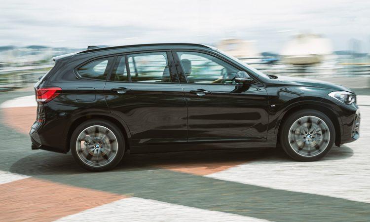 BMW X1 M Sport 25 Anos [divulgação]