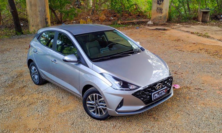 Hyundai HB20 Diamond Plus 2021 [Auto+ / João Brigato]