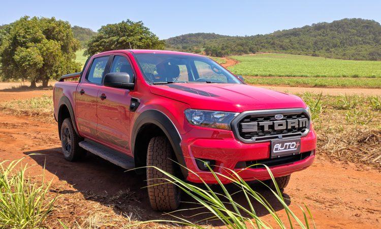Ford Ranger Storm [Auto+ / João Brigato)