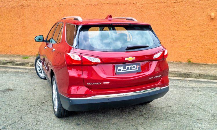 Chevrolet Equinox Premier 1.5 [Auto+ / João Brigato]