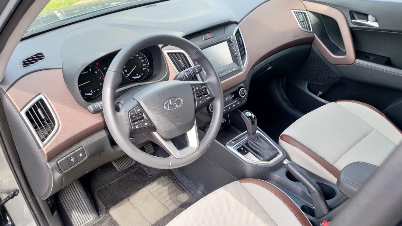Hyundai Creta Prestige [Auto+ / João Brigato]