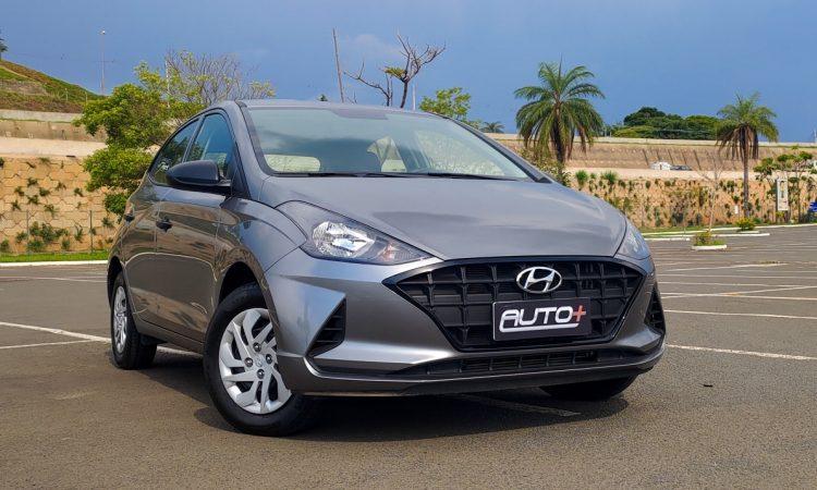 Hyundai HB20 Sense [Auto+ / João Brigato]
