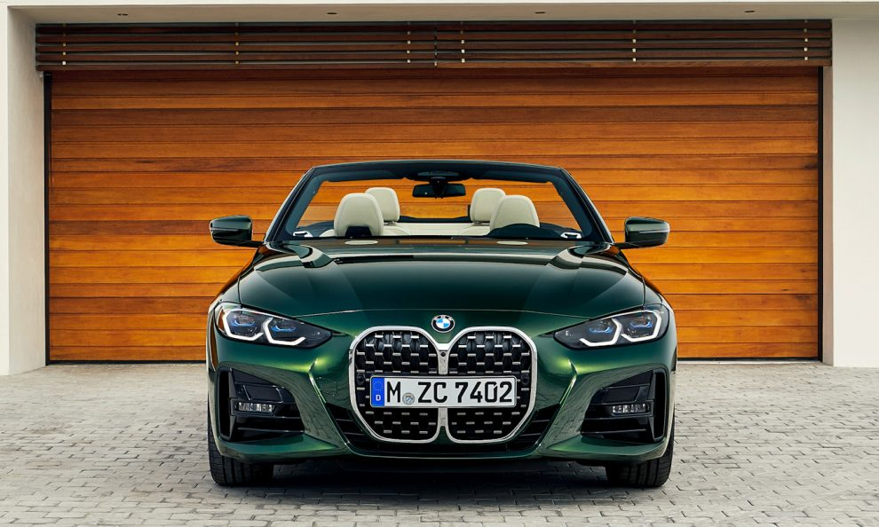 BMW Série 4 Conversível [divulgação]