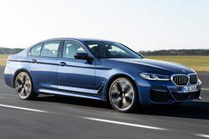 BMW 530e M Sport [divulgação]