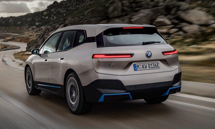 BMW iX [divulgação]