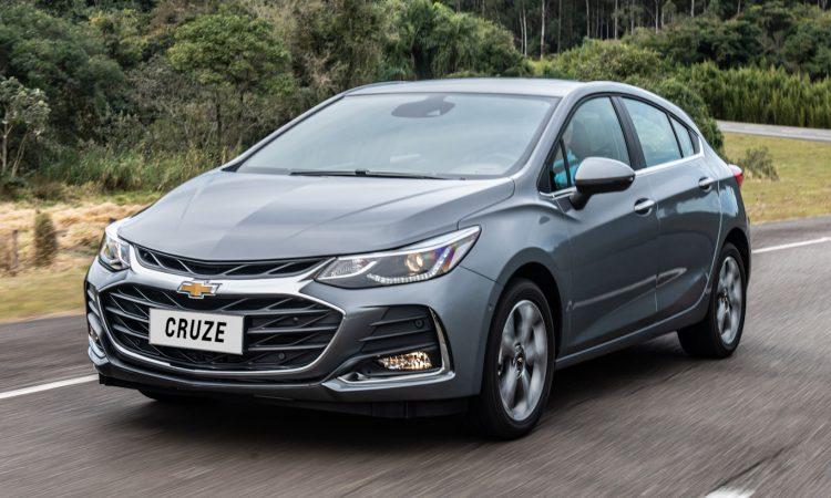 Chevrolet Cruze Premier [divulgação] Argentina