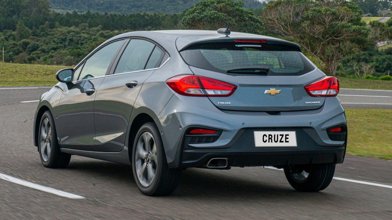 Chevrolet Cruze Premier [divulgação]