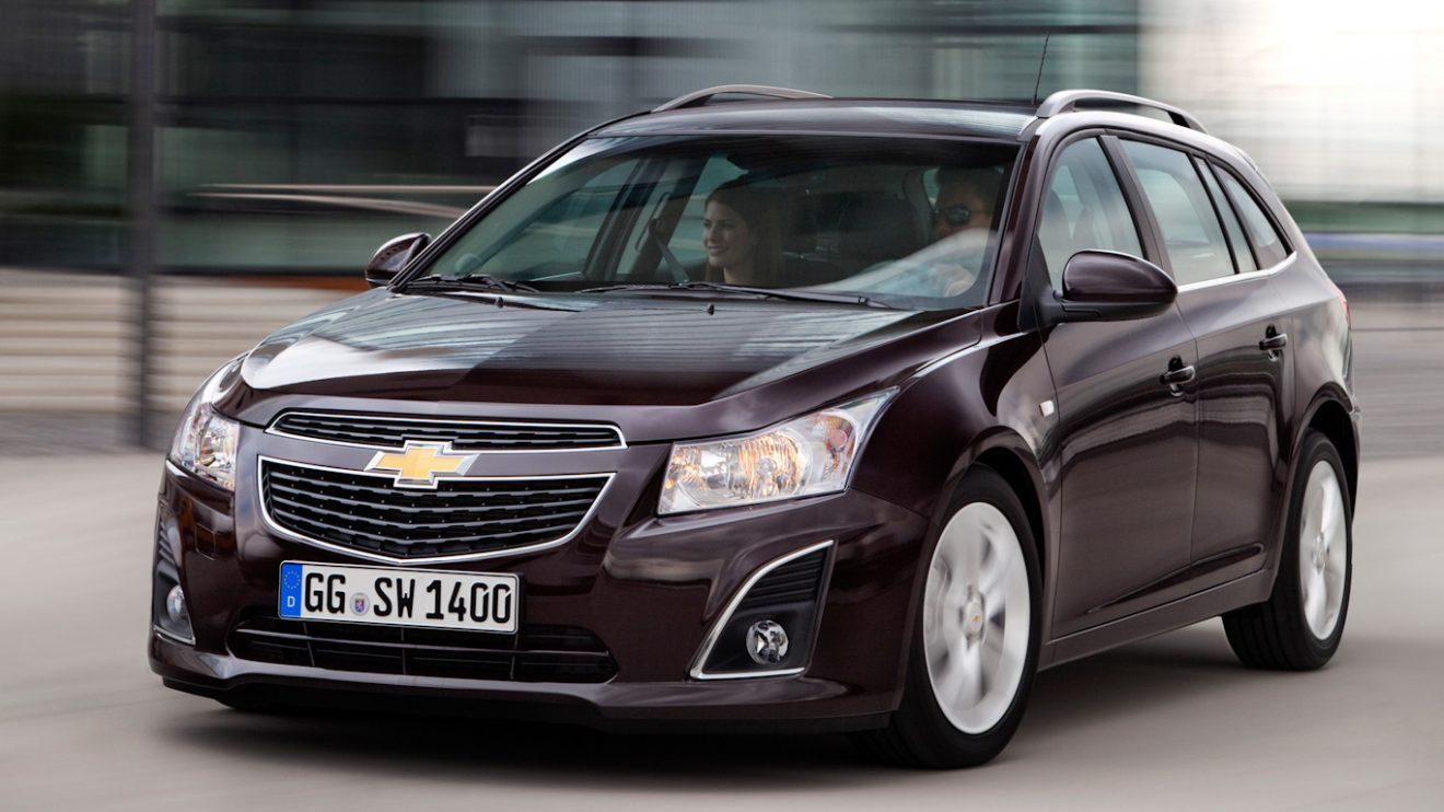 Chevrolet Cruze SW [divulgação]