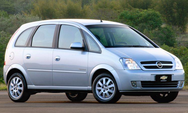 Chevrolet Meriva [divulgação]