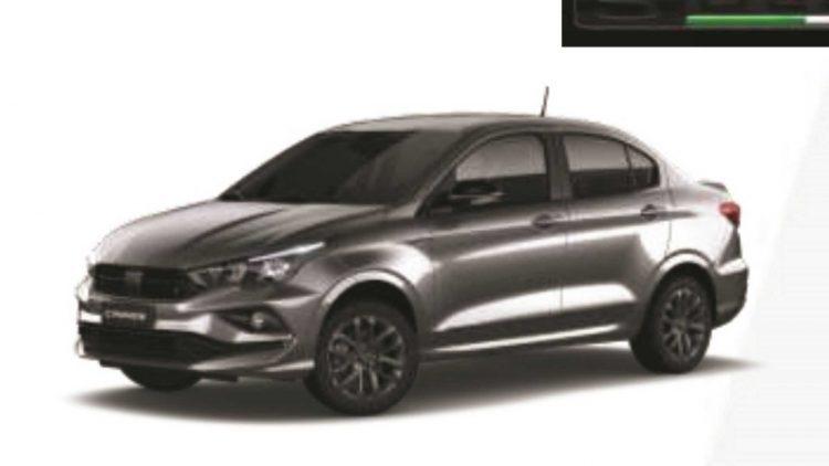 Fiat Cronos 2021 [divulgação]