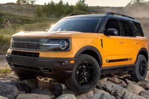 Ford Bronco Sport será rival do VW Taos e do Jeep Compass nos EUA e no Brasil [divulgação]