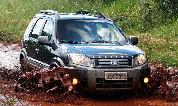 Ford EcoSport sozinho vendia mais que todos os SUVs somados antigamente  [divulgação]