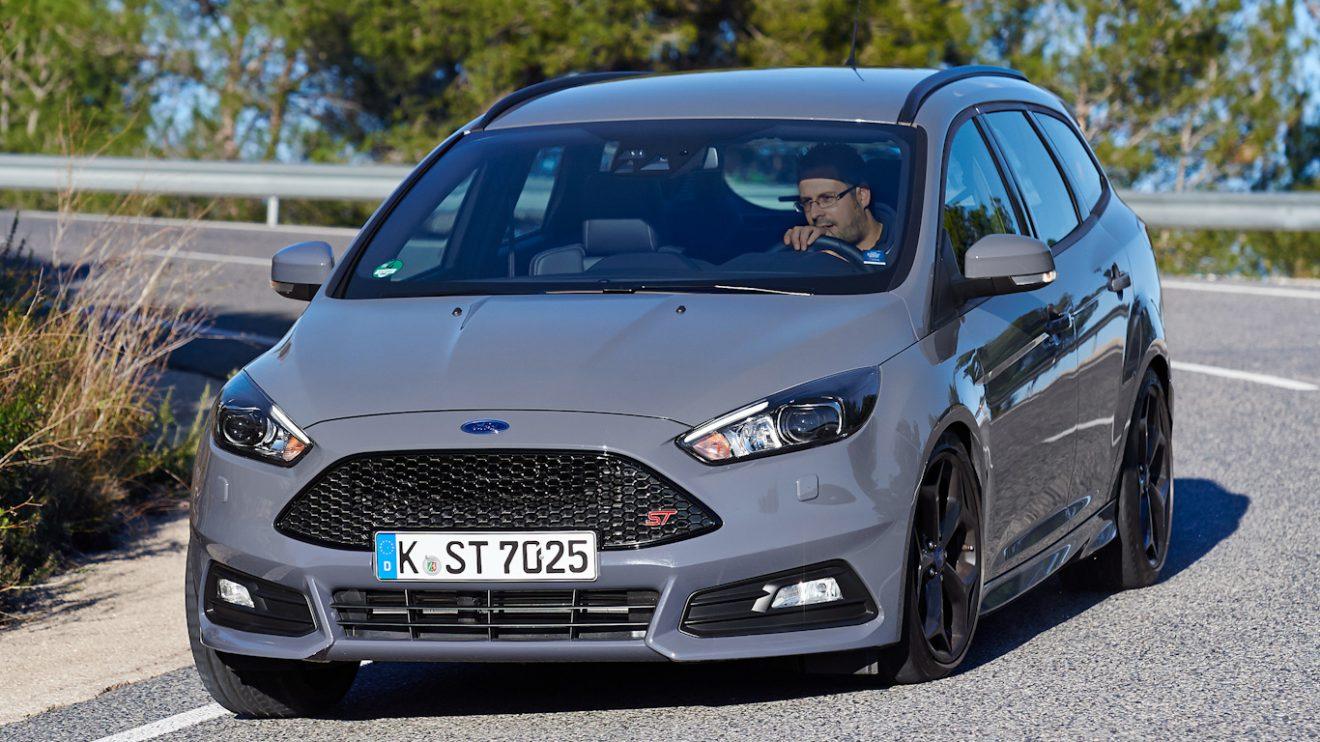 Ford Focus ST Turnier [divulgação] peruas