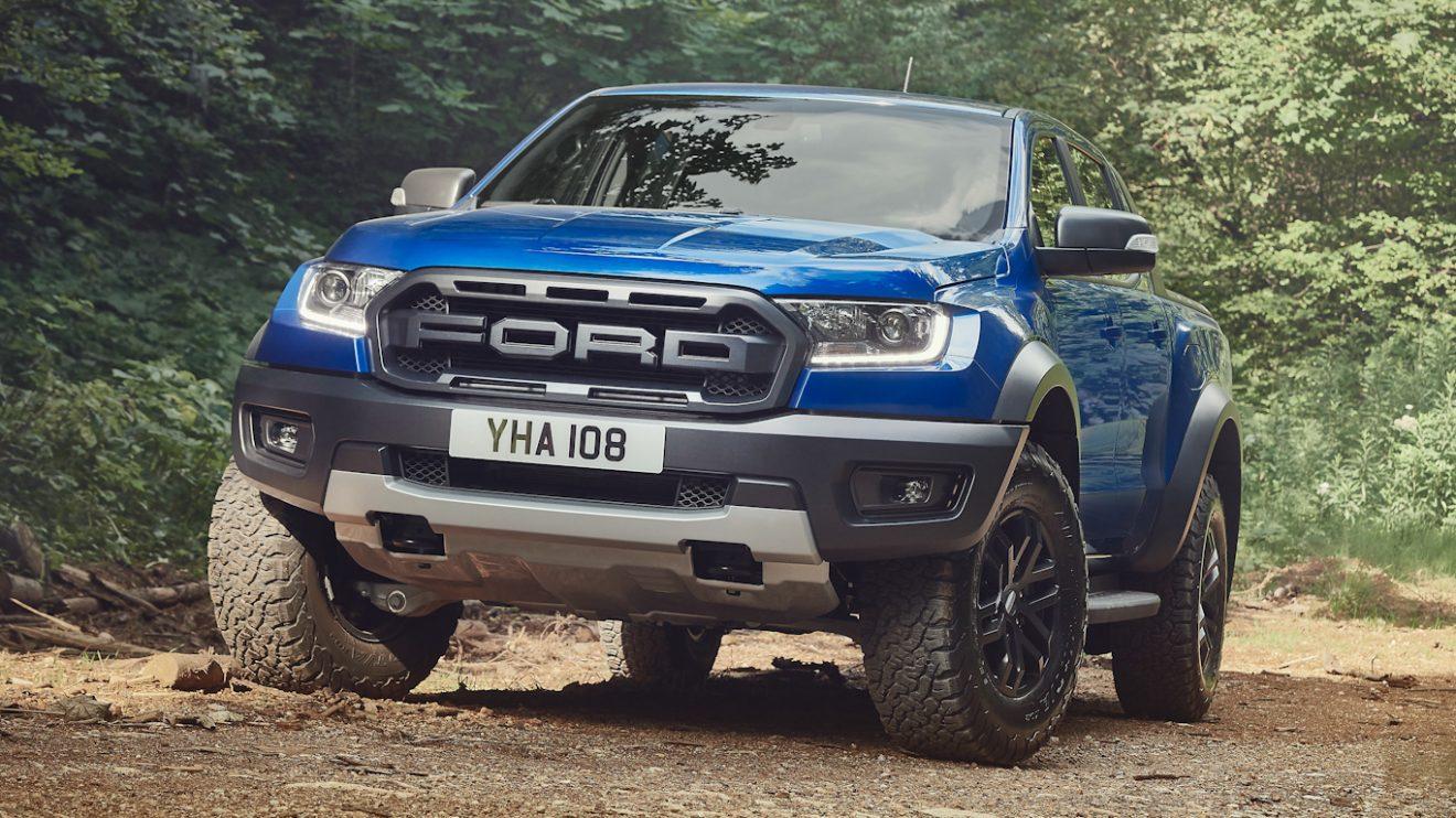 Argentina Ford Ranger Raptor [divulgação]