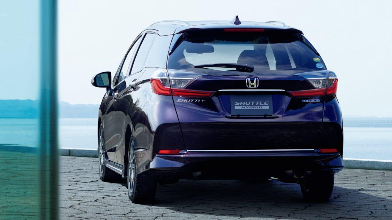 Honda Shuttle [divulgação]
