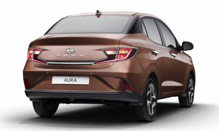 Hyundai Aura [divulgação] CAOA