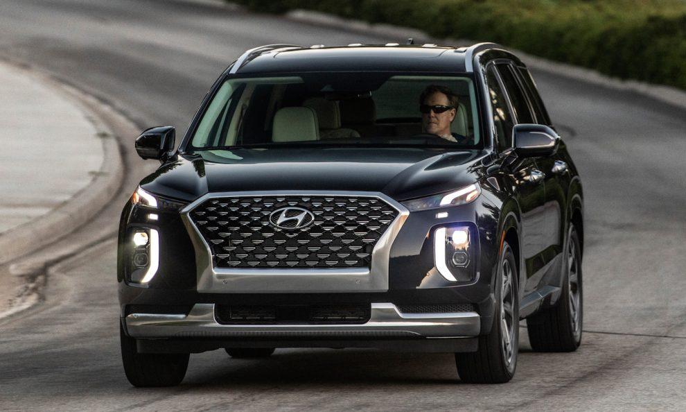 Hyundai Palisade, o SUV que tem chulé [divulgação]