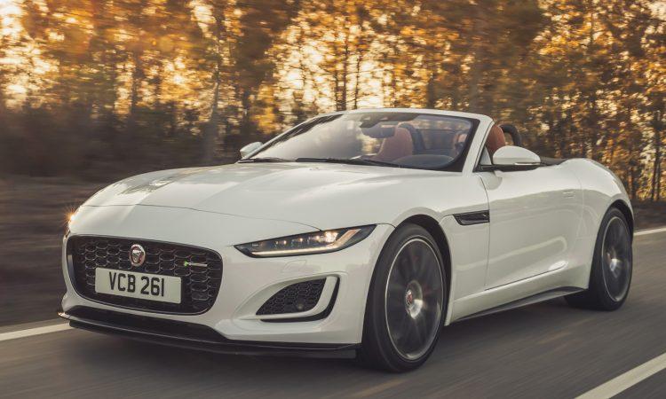 Jaguar F-Type [divulgação]