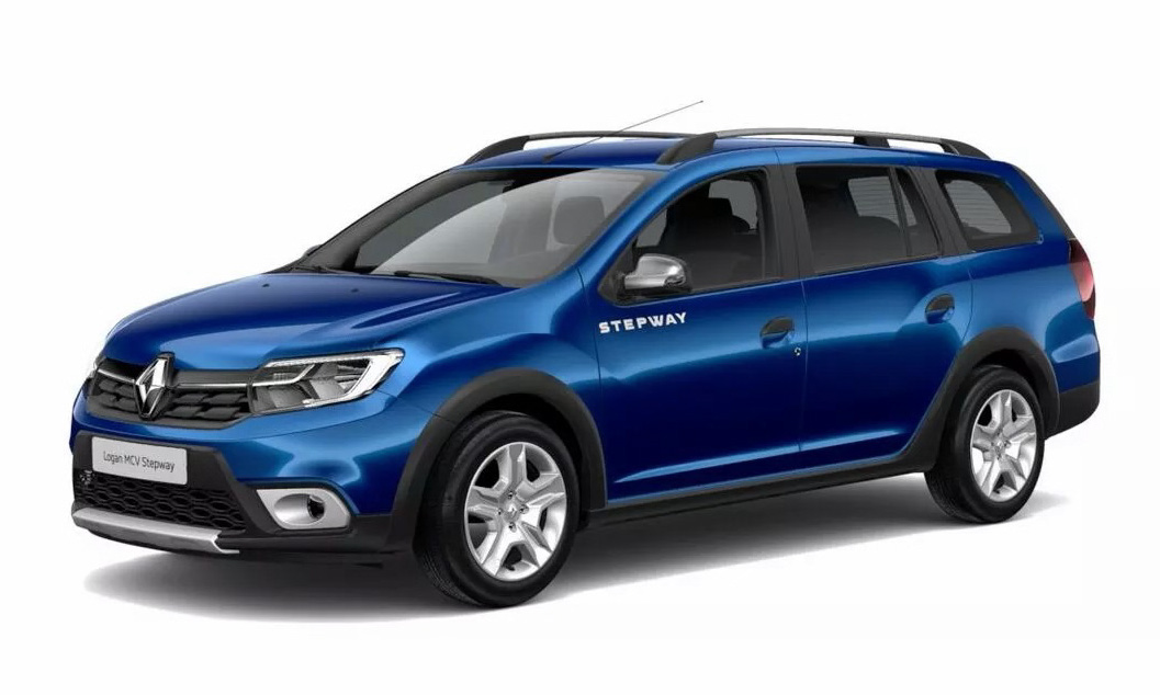 Renault Logan MCV Stepway [divulgação] peruas