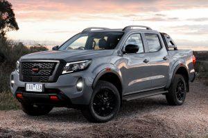 Nissan Frontier 2021 [divulgação]