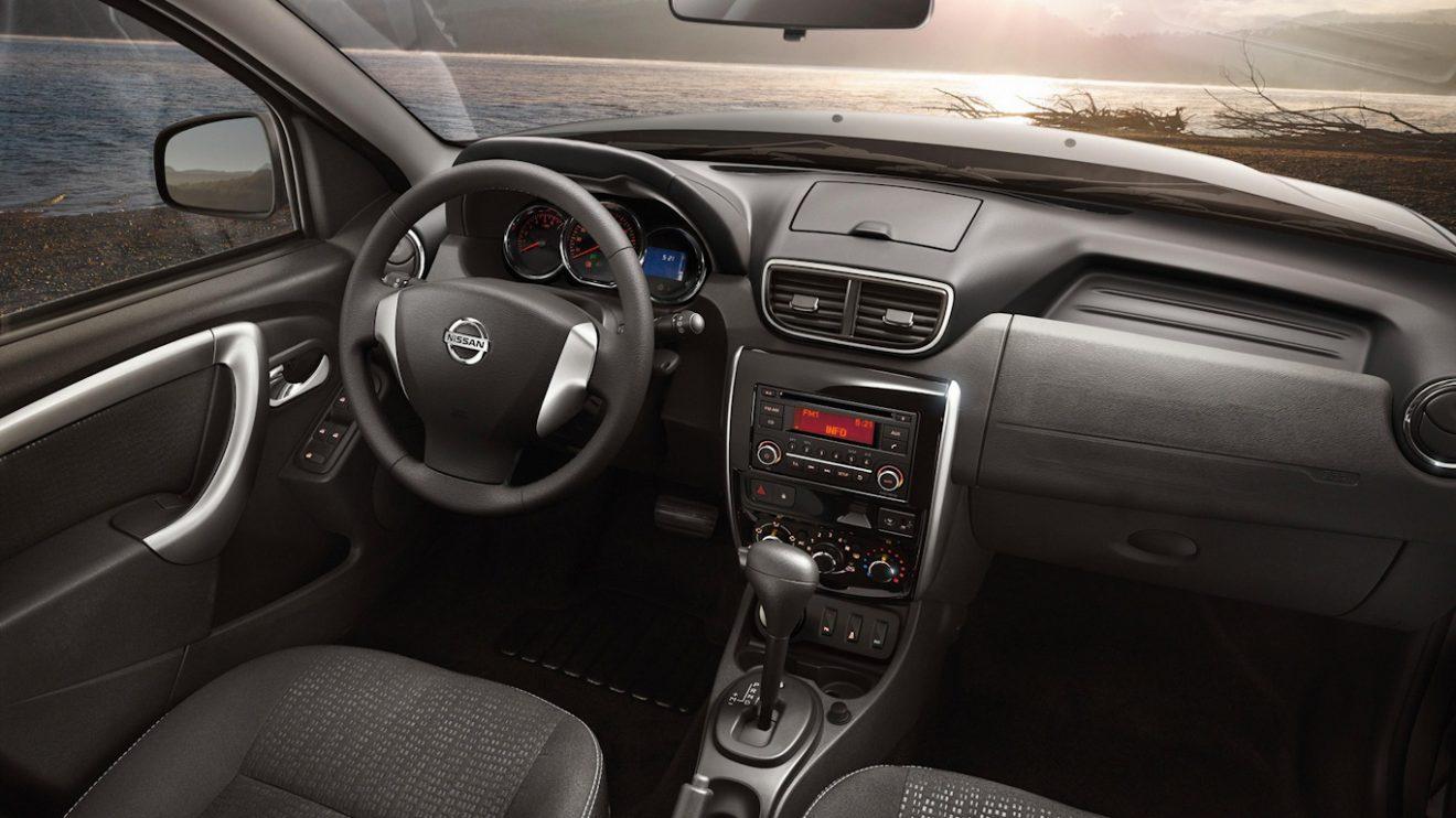 Nissan Terrano [divulgação] carros brasil