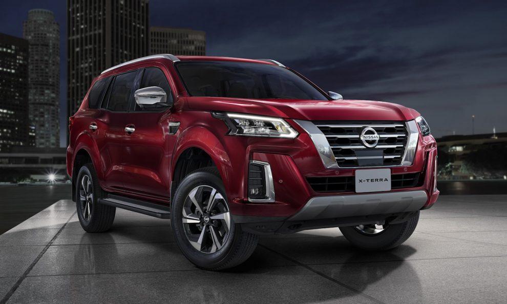 Nissan X-Terra 2021 [divulgação]