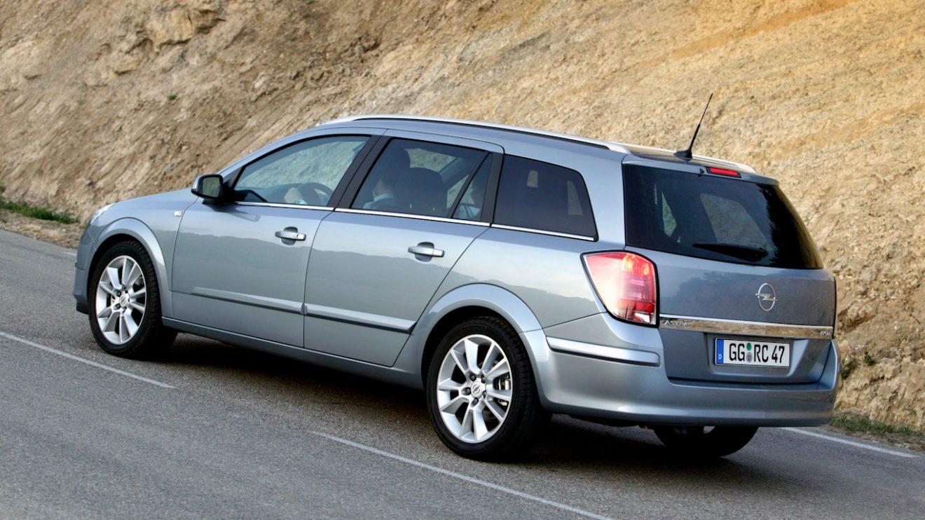 Opel Astra Caravan / Chevrolet Vectra Caravan [divulgação]