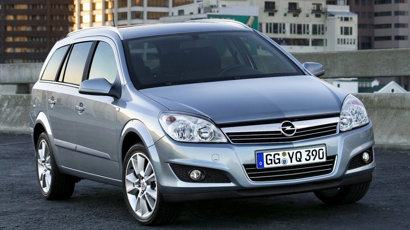 Opel Astra Caravan / Chevrolet Vectra Caravan [divulgação] peruas