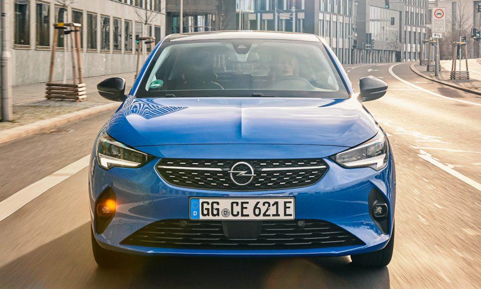 Opel Corsa [divulgação]