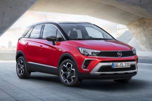 Opel Crossland substituiu a Meriva na Europa e agora ganha novo visual [divulgação]
