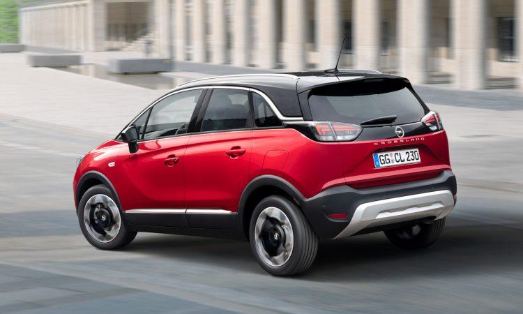 Opel Crossland [divulgação]