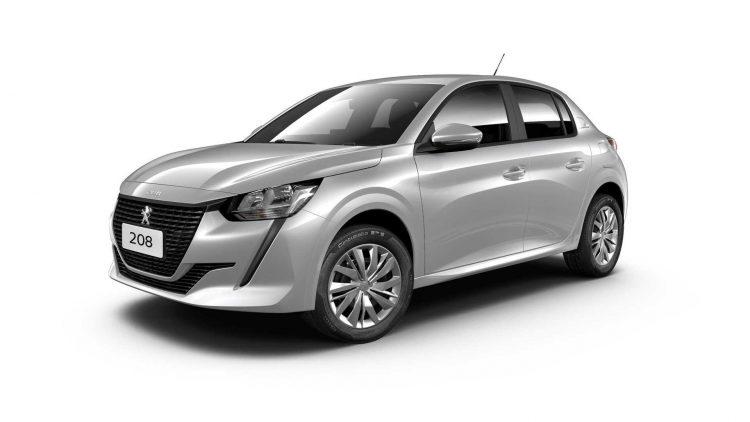 Peugeot 208 Like Pack [divulgação]