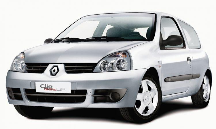 Renault Clio [divulgação]