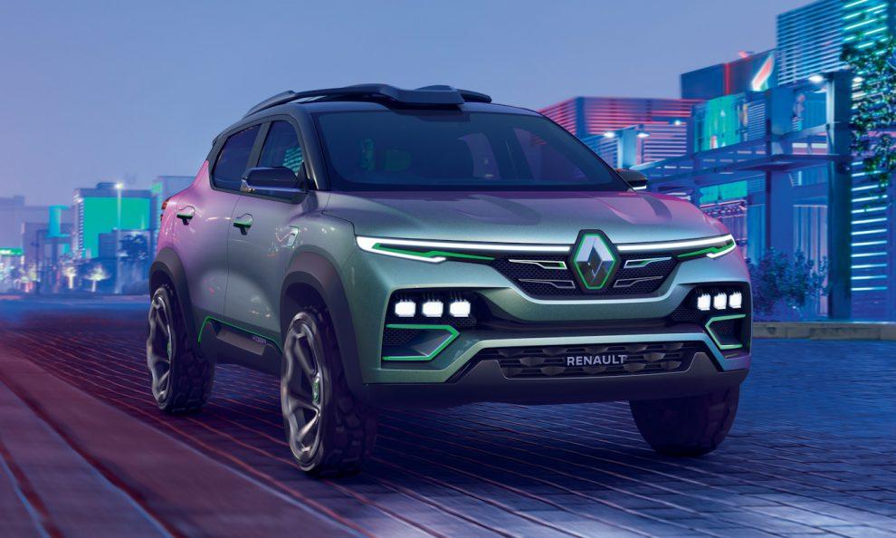Renault Kiger é o inédito SUV do Kwid [divulgação]