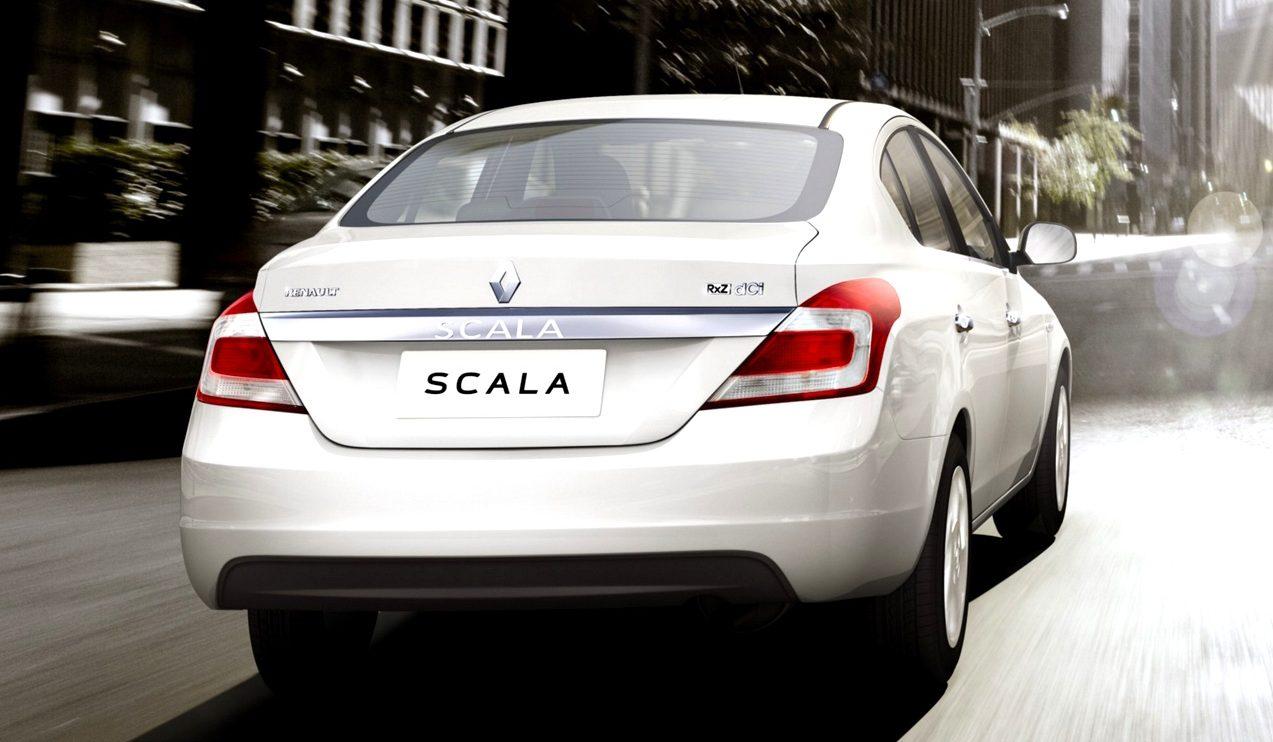 Renault Scala [divulgação]