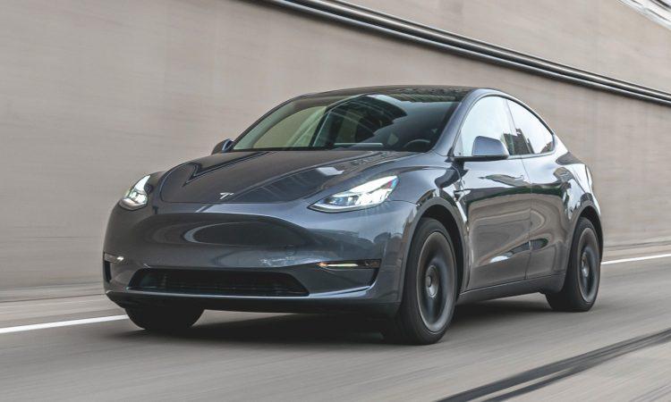 Tesla Model Y [divulgação]