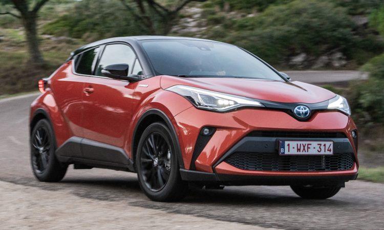 Toyota C-HR [divulgação] Argentina