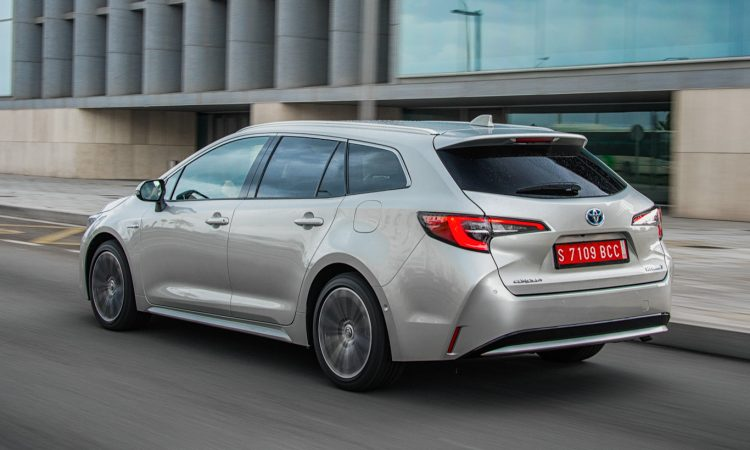 Toyota Corolla Touring Sports [divulgação]