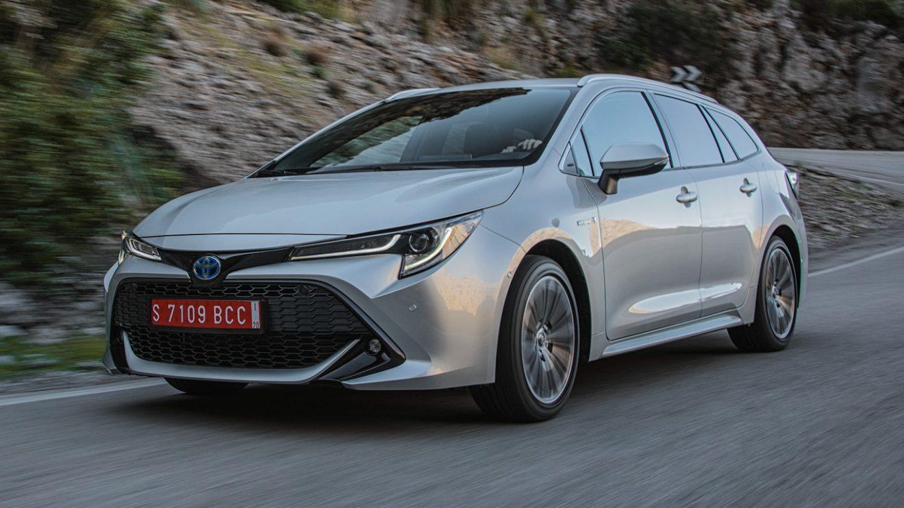 Toyota Corolla Touring Sports [divulgação] peruas