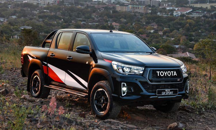 Toyota Hilux GR [divulgação]