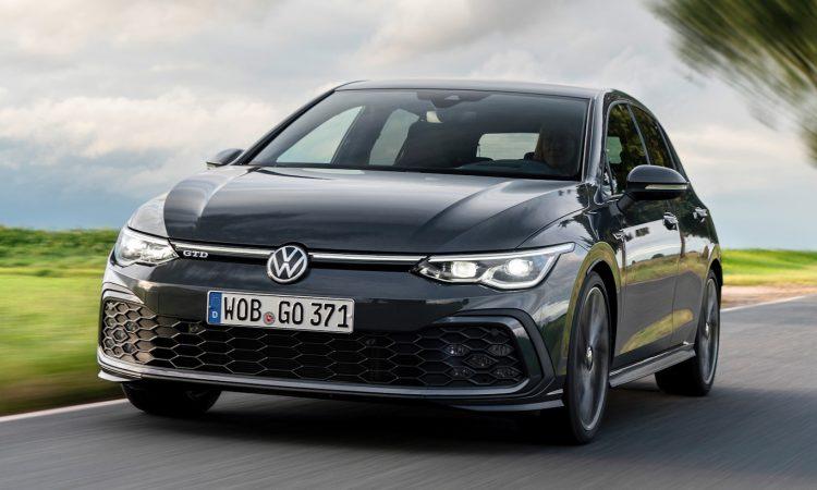Volkswagen Golf GTD [divulgação]
