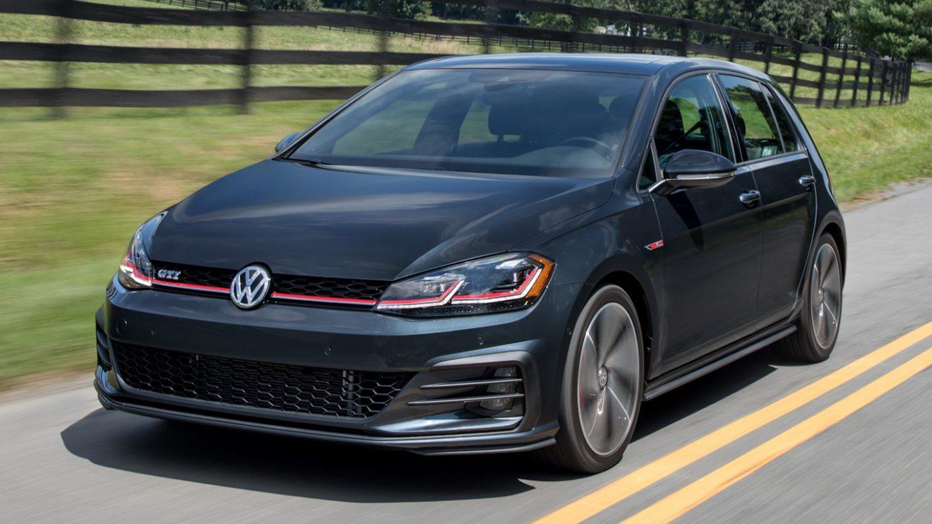 Volkswagen Golf GTI [divulgação]