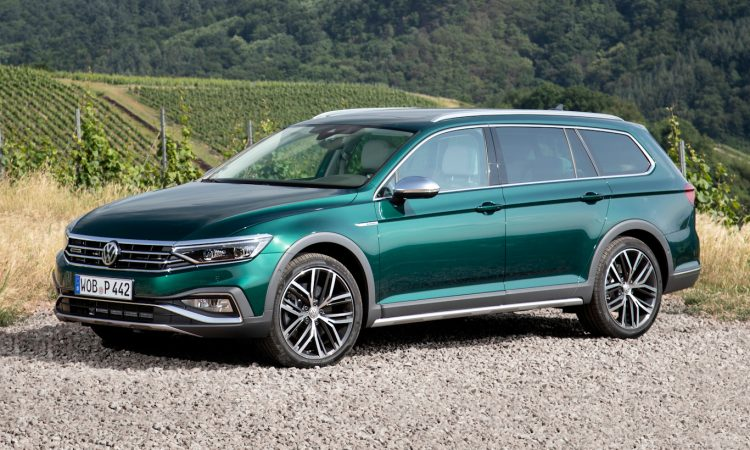 Volkswagen Passat Variant Alltrack [divulgação]